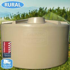 10000L Squat Water Tank (Q Tank)
