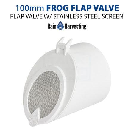 100m Frog Flap Valve