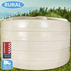 19000L Rural Water Tank (Q Tank)
