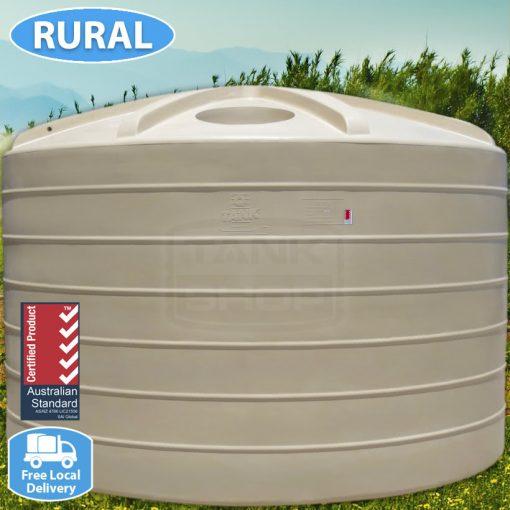 22700L Rural Water Tank (Q Tank)