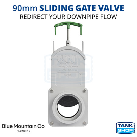 90mm Sliding Gate Valve (HW0900)