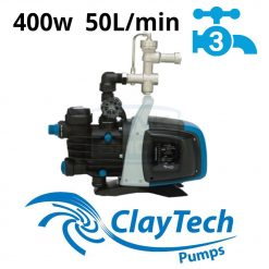 ClayTech CMS4A Above Ground Rainwater Management System Rain-to-Mains Switch