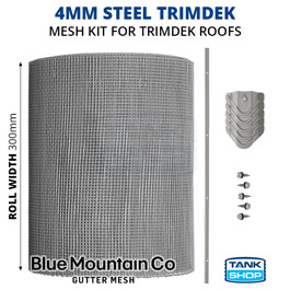 4mm Steel TRIMDEK® Gutter Mesh