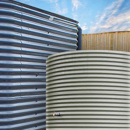 Aquaplate Steel Tanks