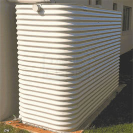 Modline Aquaplate Steel Tanks