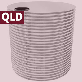 Round Stainless Steel Tanks (Queensland)