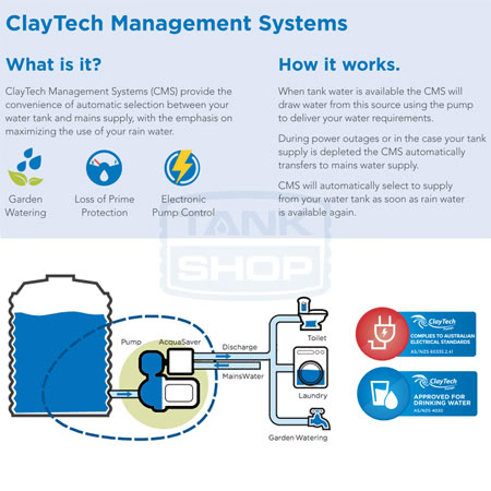 ClayTech Management Systems (Above Ground)
