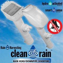Clean Rain Head-Diverters