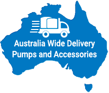 Australia Wide Delivery on Pumps & Accessories