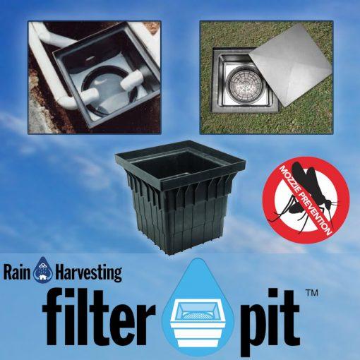 Filter Pit (Rain Harvesting)