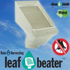 Leaf Beater - Rain Harvesting