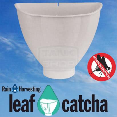 Leaf Catcha Rain Head - Rain Harvesting