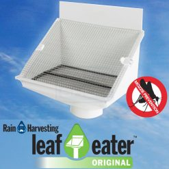 "Leaf Eater ""Original"" Rain Head - Rain Harvesting"