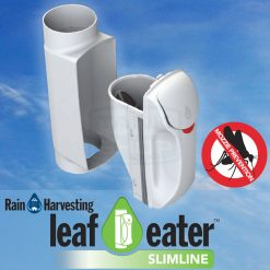 Leaf Eater Slimline Rain Head (Rain Harvesting)