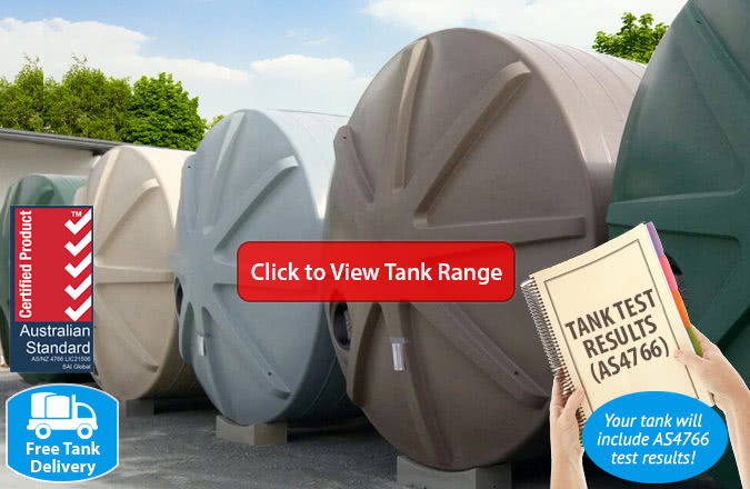 Rainwater Tank Sale