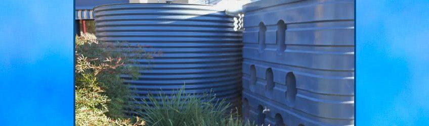 Poly vs Steel vs Fibreglass vs Concrete Tanks