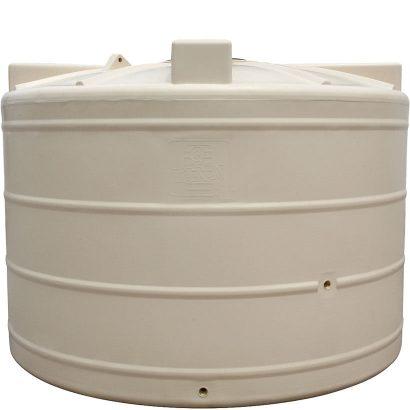 5000L Squat Round Poly Tank (Q Tank)