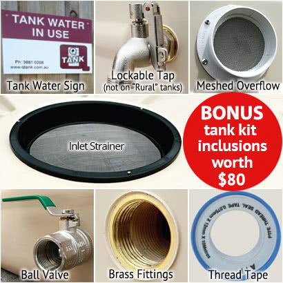 Q Tank Fittings & Accessories (Domestic)