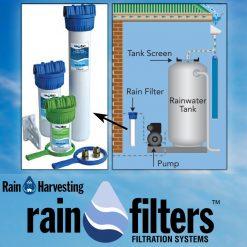 Rain Filters Rain Filtration System