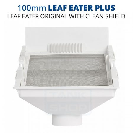 Rain Harvesting 100mm Leaf Eater Plus Rain Head