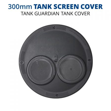 Rain Harvesting 300mm Tank Screen Cover