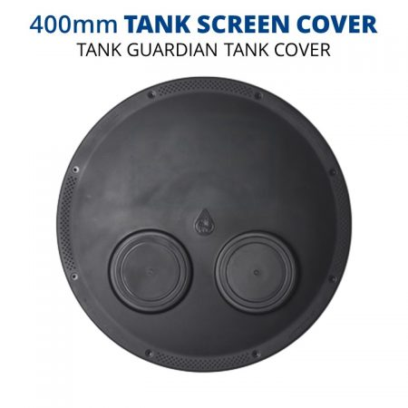 Rain Harvesting 400mm Tank Screen Cover