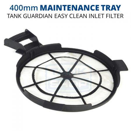Rain Harvesting 400mm Tank Maintenance Tray