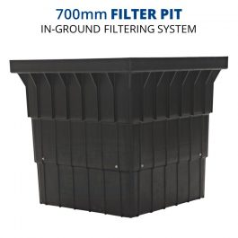 Rain Harvesting 700mm Filter Pit In-Ground Filtering System TAFP04