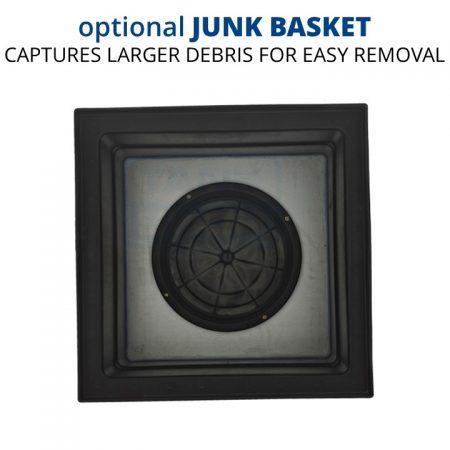 Rain Harvesting 700mm Filter Pit Optional Junk Basket TAFP05