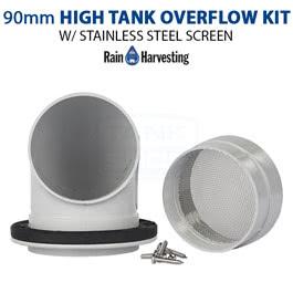 90mm High Tank Overflow Kit (TATO11)