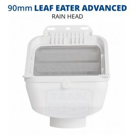 Rain Harvesting 90mm Leaf Eater Advanced Rain Head