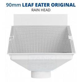 Rain Harvesting 90mm Leaf Eater Original Rain Head