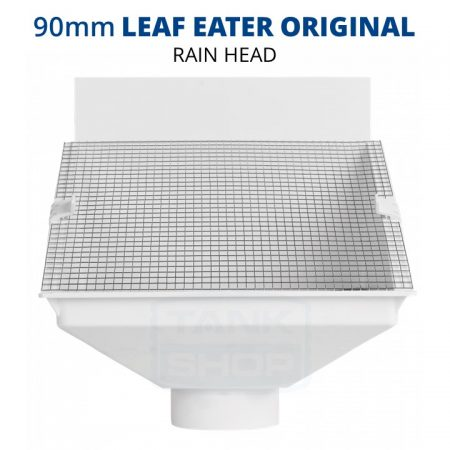 Rain Harvesting 90mm Leaf Eater Original Rain Head