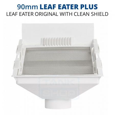Rain Harvesting 90mm Leaf Eater Plus Rain Head