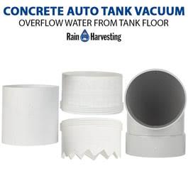 Concrete Auto Tank Vacuum (TAVK02)