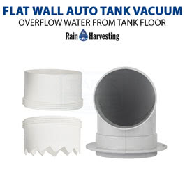 Flat Wall Auto Tank Vacuum (TAVK03)