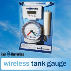 Rain Harvesting Wireless Tank Gauge