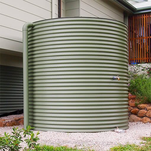 Round Steel Tanks