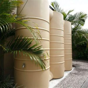 Slimline Poly Tanks