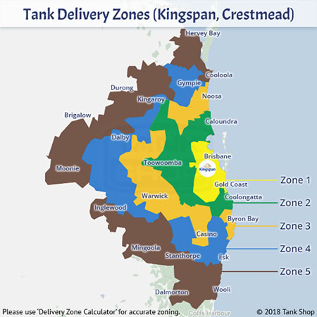 Tank Delivery Zones (Kingspan Crestmead)