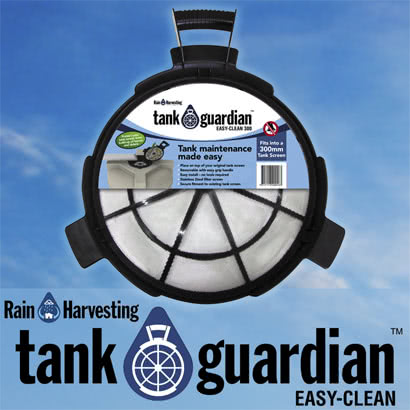 Tank Guardian Easy Clean 300mm - Rain Harvesting