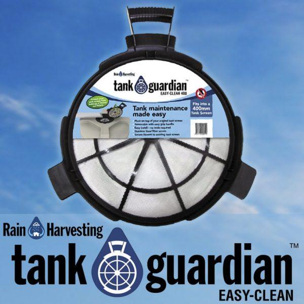 Tank Guardian Easy Clean 400mm - Rain Harvesting
