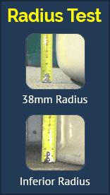 Tank Radius Test
