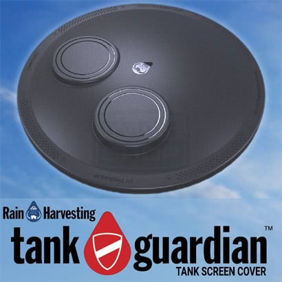 Tank Screen Cover - Rain Harvesting
