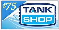 $75 Tank Shop Gift Card