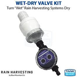 Wet-Dry Valve Kit (DRYV01)